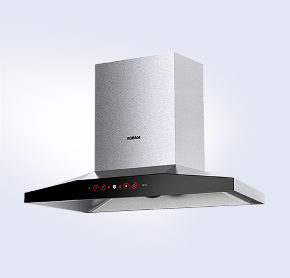 8 Year Exporter Restaurant Extractor Fan - Crossover Series Range Hood – ROBAM