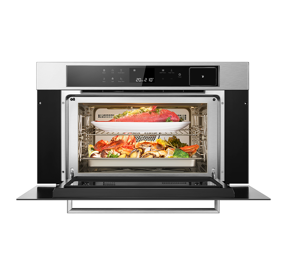 Factory wholesale Refurbished Kitchen Appliances - Combi Steam Oven – ROBAM