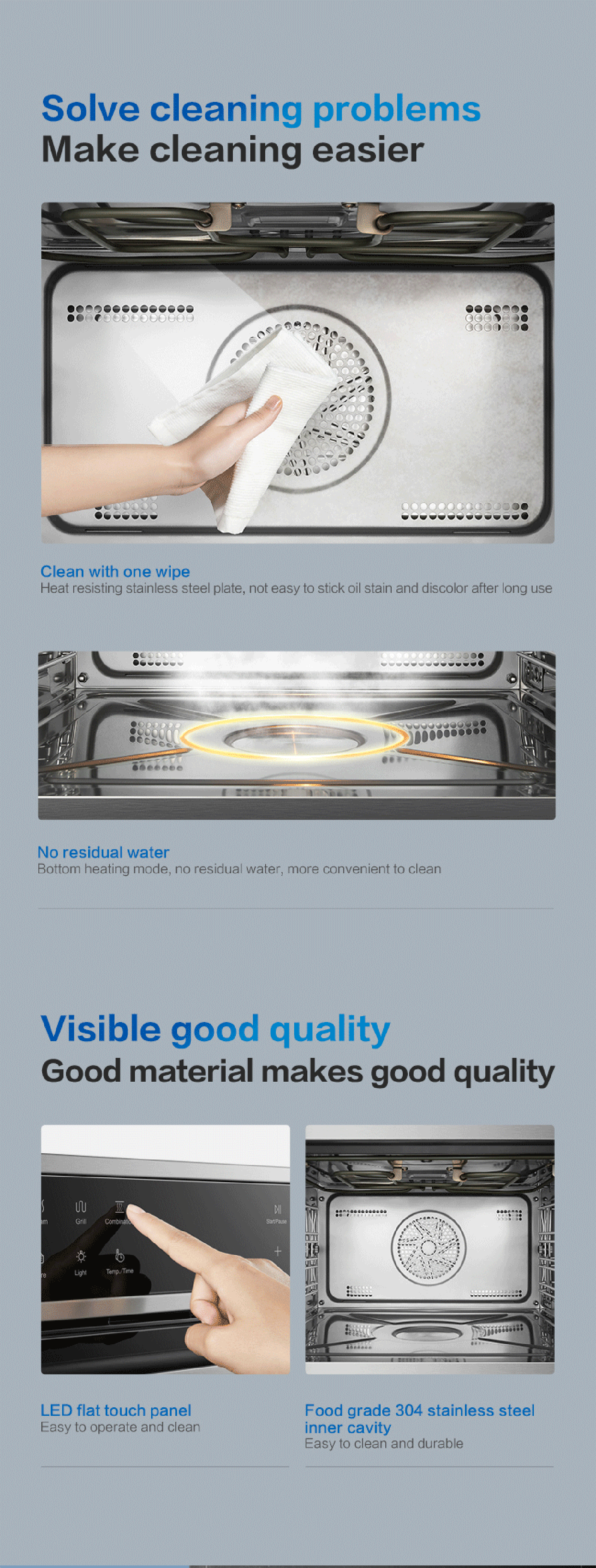 Heat preservation<br /> No reheating required<br /> Enjoy hot meals in time