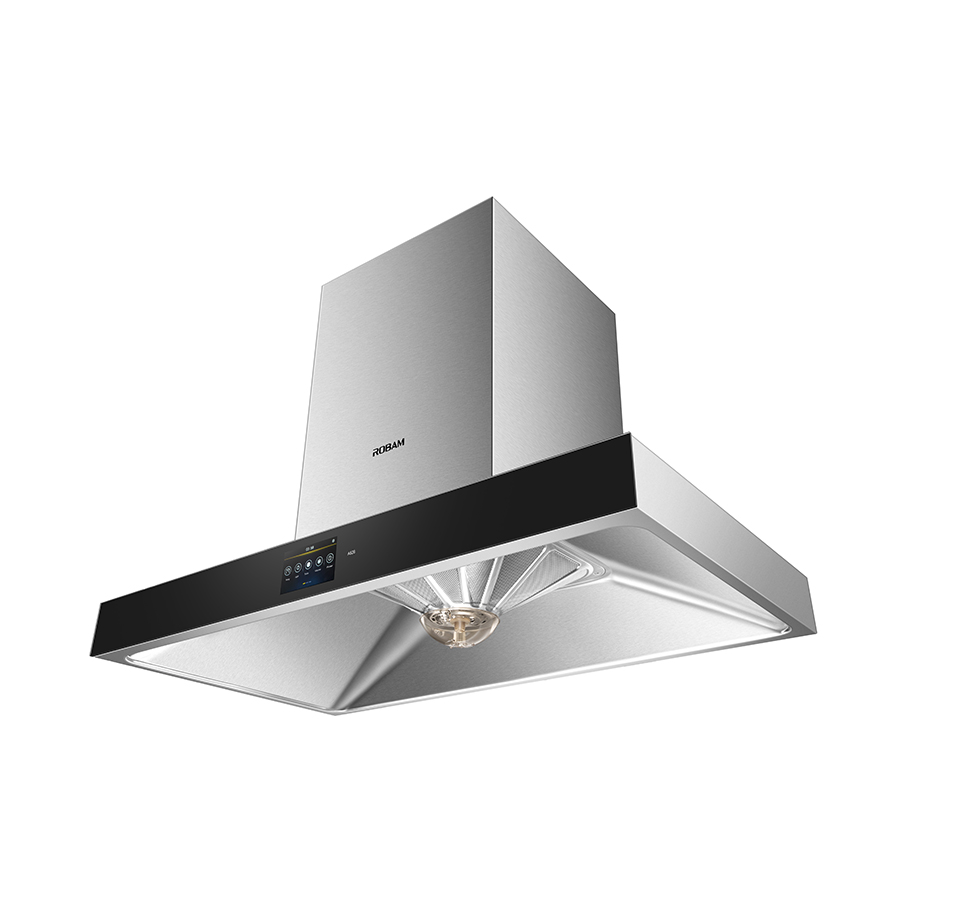 Factory wholesale Chimney Style Range Hood - Crossover Series Range Hood – ROBAM