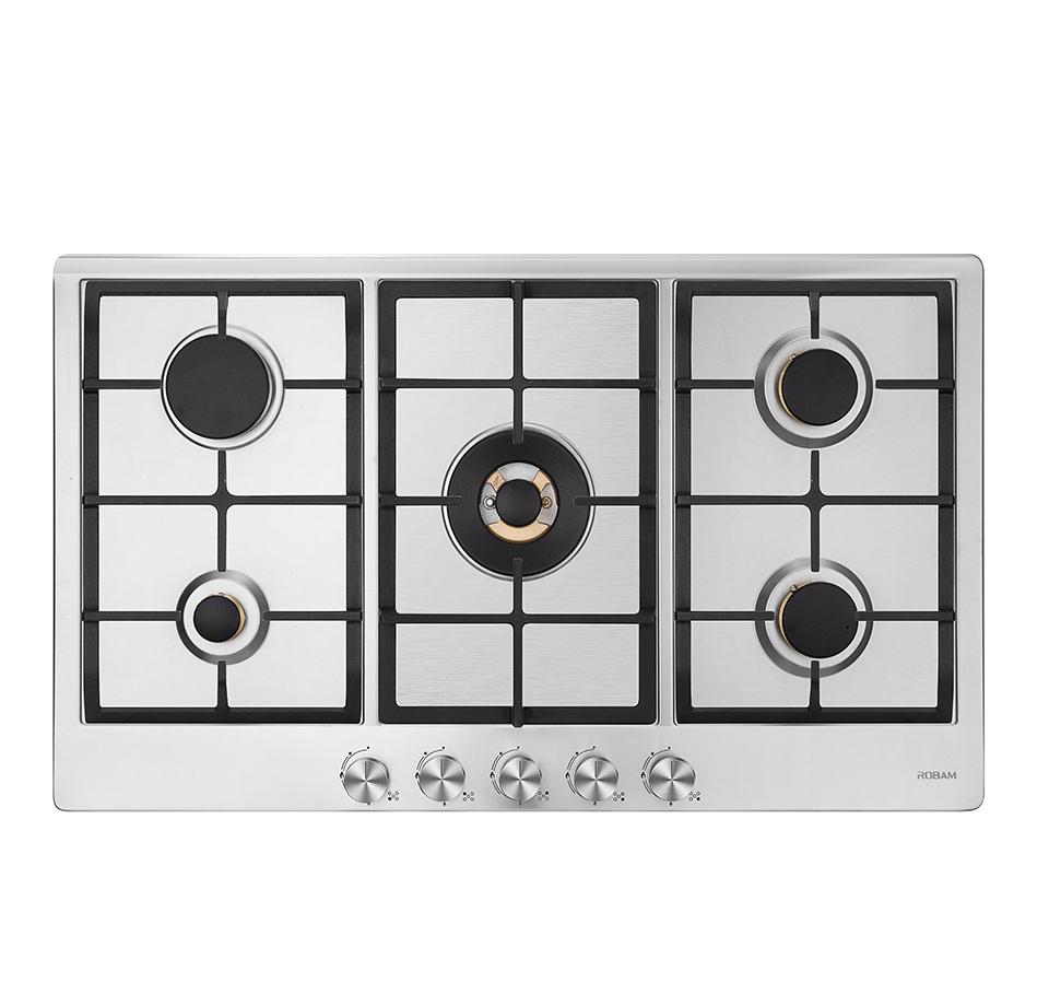 One of Hottest for Black Stainless Steel Appliances - DEFENDI Burner Series – ROBAM