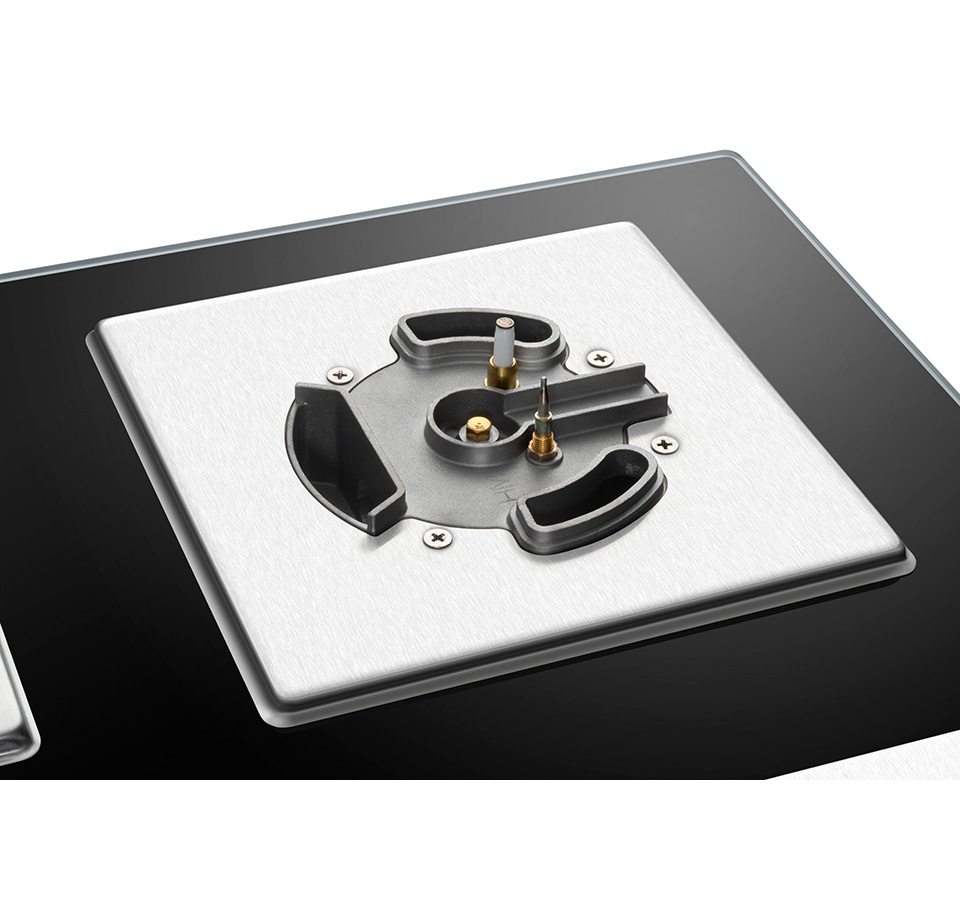 Factory wholesale Single Burner Gas Cooktop - Electric Cooktops – ROBAM